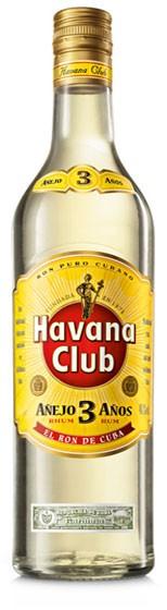 Havanna Club 3 Jahre Blanco Flasche 1,0 ltr.