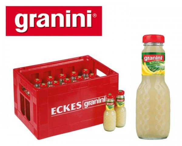 Granini Banane Nektar Kiste 24x0,2 ltr.