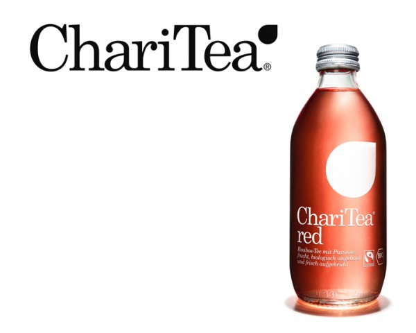 ChariTea Red Kiste 20x0,33 ltr.