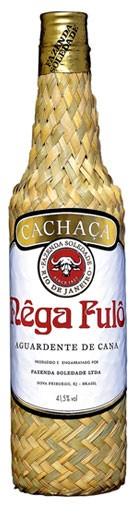 Nêga Fulô Cachaça Flasche 0,7 ltr