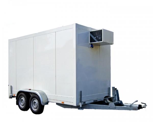 Kühlwagen mittel