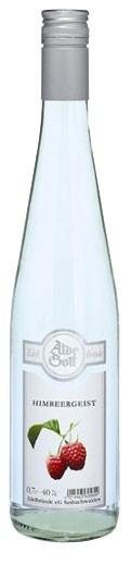 Alde Gott Himbeergeist Flasche 0,7 ltr