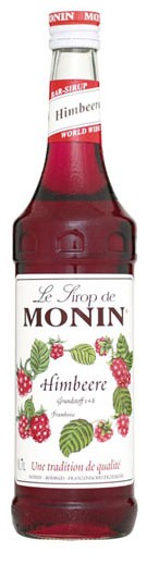 Monin Himbeere Flasche 0,7 ltr.