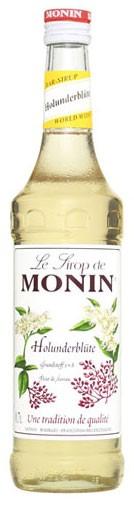Monin Holunderblüte Flasche 0,7 ltr.