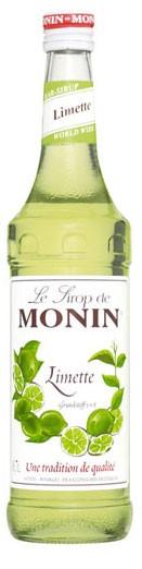 Monin Limette Flasche 0,7 ltr.