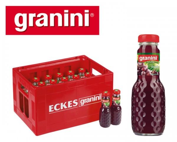 Granini Traubensaft Kiste 24x0,2 ltr.