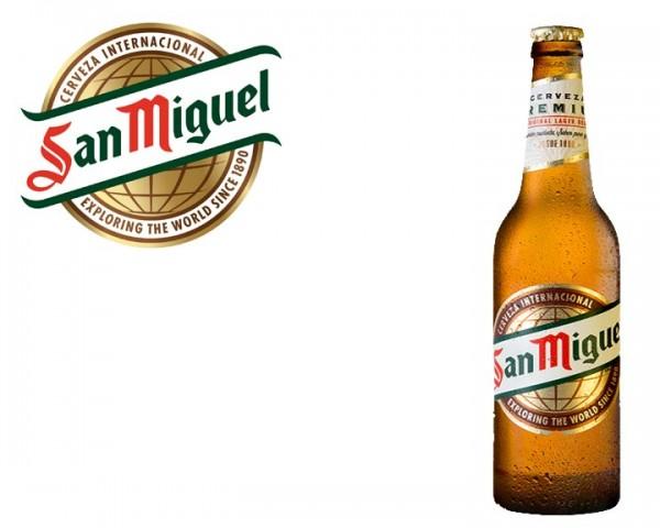 San Miguel 24x0,33 ltr