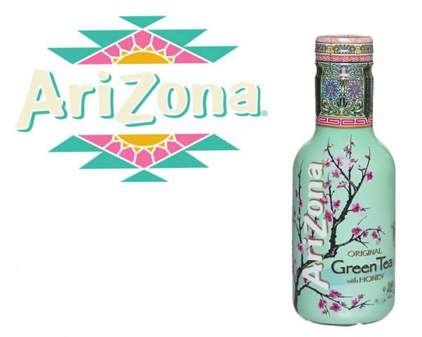 Arizona Grüner Tee 6x0,5tr. PEW