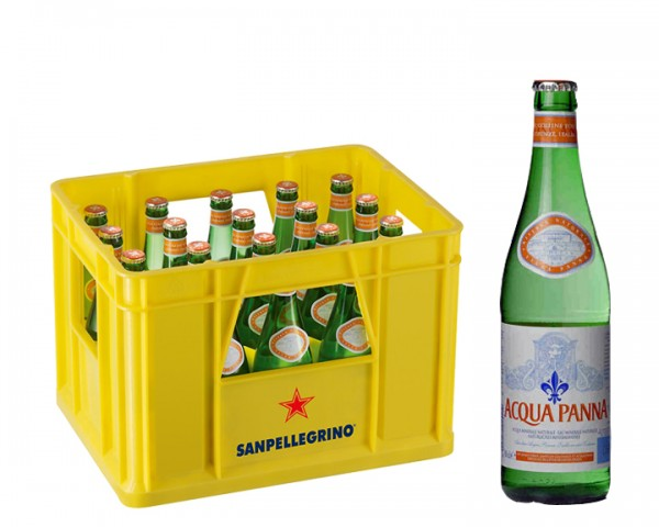Aqua Panna Kiste 20x0,5 ltr