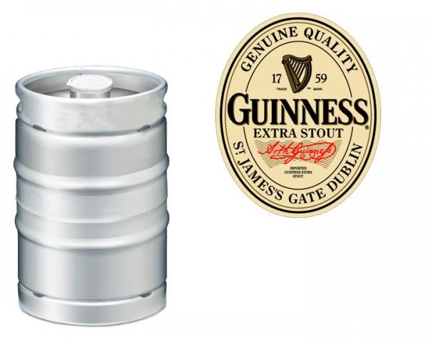 Guinness Fass 50 ltr.