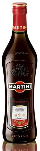 Martini Rosso Flasche 0,75 ltr.