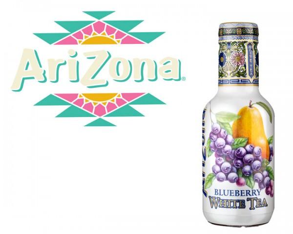 Arizona Blueberry White Tea 6x0,5tr. PEW