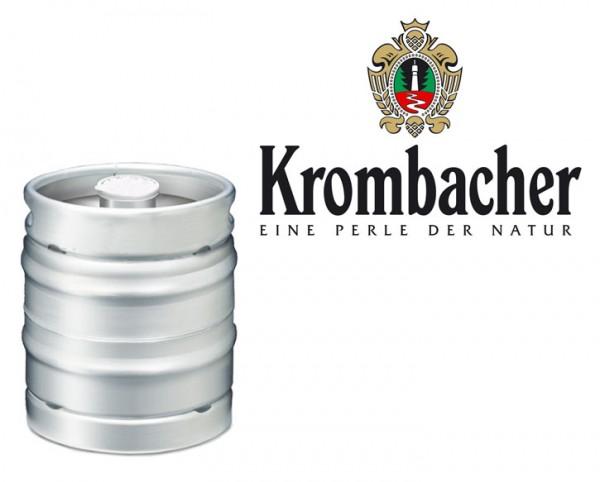 Krombacher Pils Fass 30 ltr.