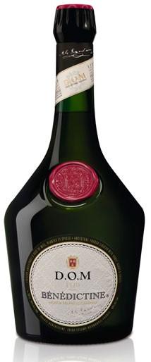 Bénédictine Dome Flasche 0,7 ltr.