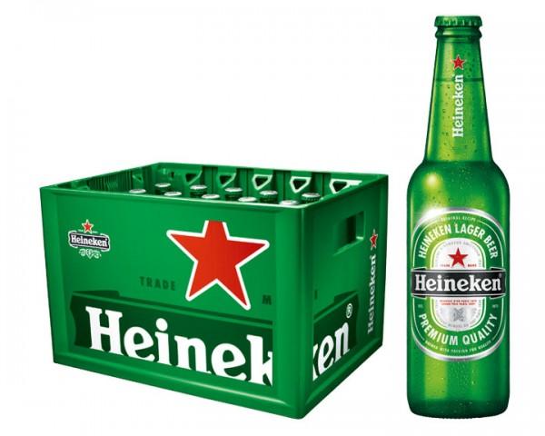 Heineken Premium 24x0,33 ltr