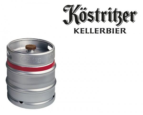 Köstritzer Kellerbier Fass 30 ltr.