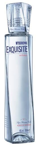 Wyborowa Exquisite Flasche 0,7 ltr.