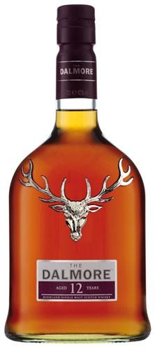 The Dalmore 12 Jahre Flasche 0,7 ltr.