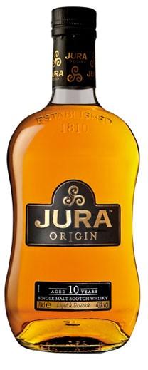 Isle of Jura10 Jahre Flasche 0,7 ltr.