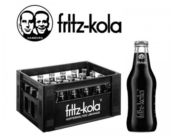Fritz Kola Kiste 24x0,2 ltr.