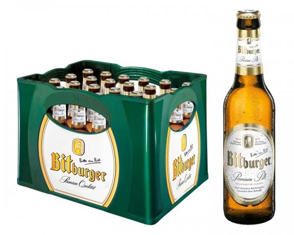 Bitburger Premium Pils 24x0,33 ltr