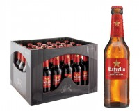 Estrella Damm 24x0,33 ltr