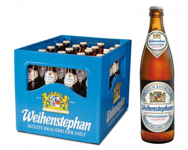 Weihenstephan Hefeweissbier alkoholfrei 20x0,5 ltr