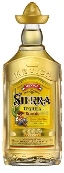 Sierra Tequila Reposado Flasche 1,0 ltr.