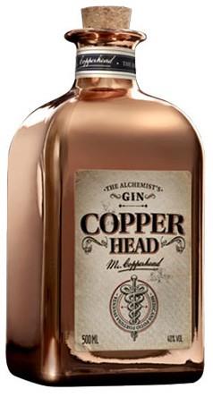 Copperhead The Alchemist Flasche 0,5 ltr.
