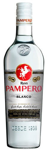 Pampero Blanco Flasche 0,7 ltr.