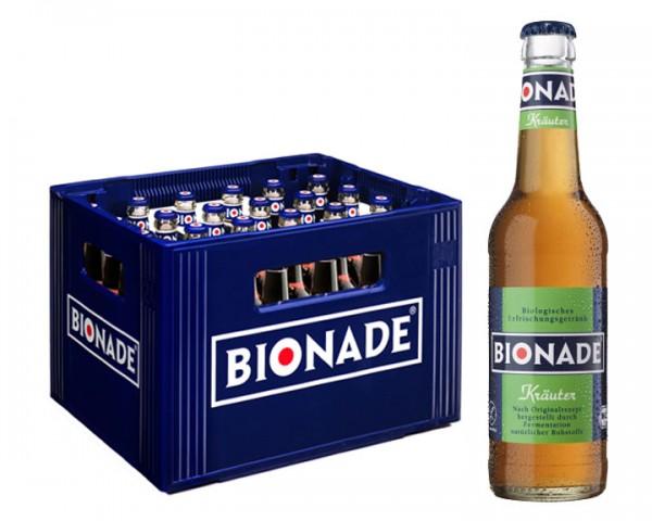 Bionade Kräuter 24x0,33 ltr