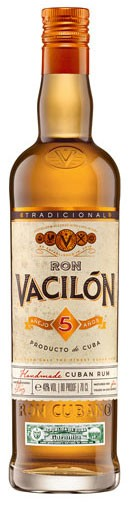 Ron Vacilón 5 Jahre Flasche 0,7 ltr.