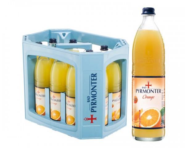 Bad Pyrmonter Orange 12x0,75 ltr