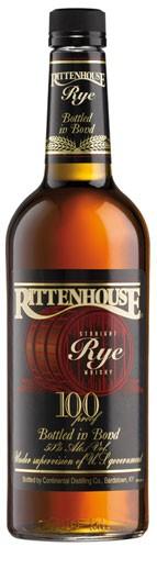 Rittenhouse Straight Rye Flasche 0,7 ltr.