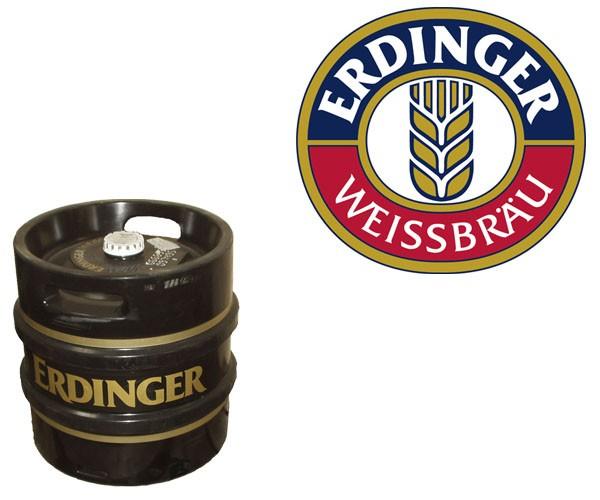 Erdinger Weissbier Fas 30 ltr