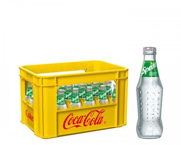 Sprite Kiste 24x0,2 ltr.