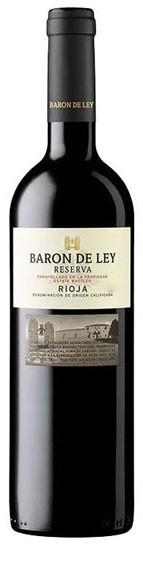 Baron de Ley Reserva Flasche 0,75 ltr