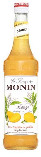 Monin Mango Flasche 0,7 ltr.
