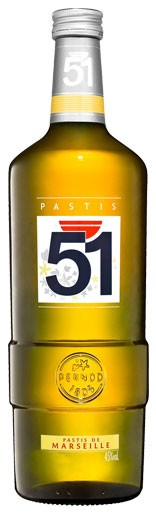 Pastis 51 Flasche 0,7 ltr.