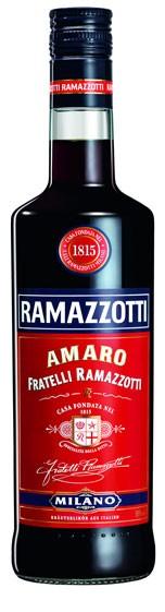 Ramazzotti Amaro Flasche 1,0 ltr.